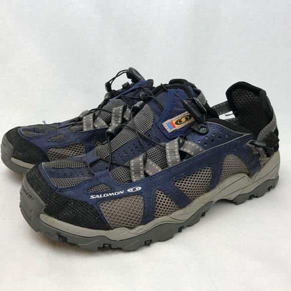 69ac1512525d Salomon Men s Techamphibian Water Hiking Shoe 9